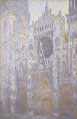 Claude Monet. Rouen Cathedral, West Façade. 1894. National Gallery of Art, Washington, D.C.