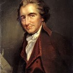 Thomas Paine. Oil painting by Auguste Millière (1880). [Source: Wikipedia]