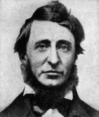 Photo of Henry David Thoreau