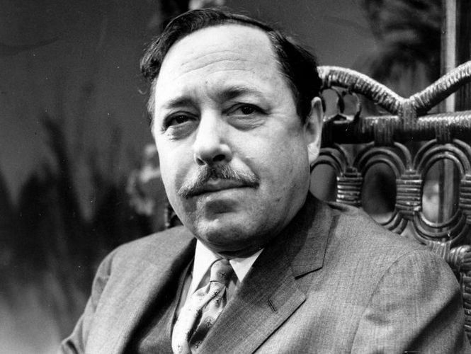 Tennessee Williams [Central Press/Getty Images/NPR]