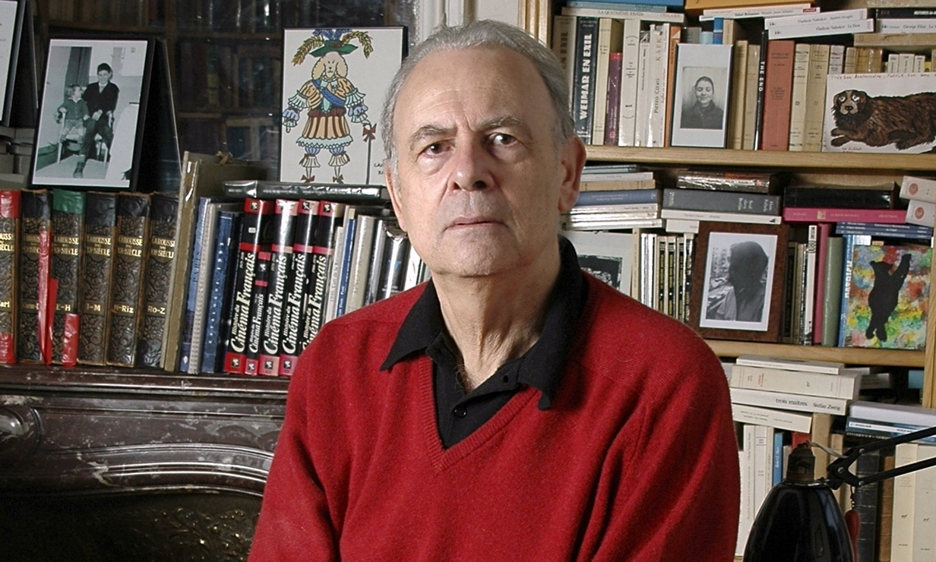 Photo of Patrick Modiano, winner of the 2014 Nobel prize in literature. [Source: Guardian/AP] http://www.theguardian.com/books/2014/oct/10/patrick-modiano-nobel-prize-literature